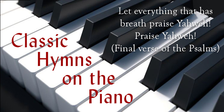 Classic Piano Hymns | Christian Disciples Church