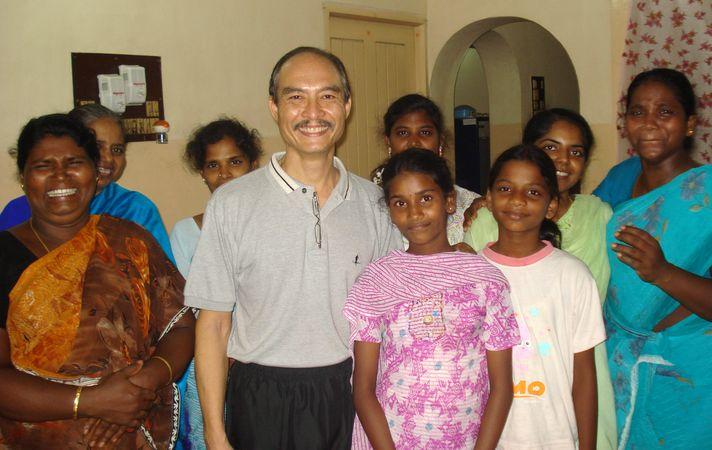 Chennai Church 08 - Pastor See Chuan's visit to Chennai