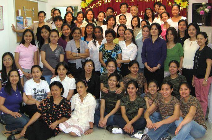 Grace Church 10 - Anniversary