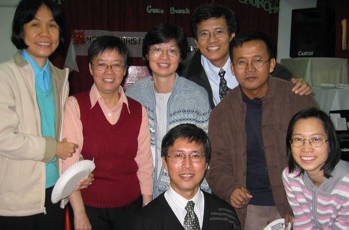 Grace Church 12 - Christmas 2006