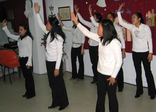 Grace Church 19 - Christmas 2006