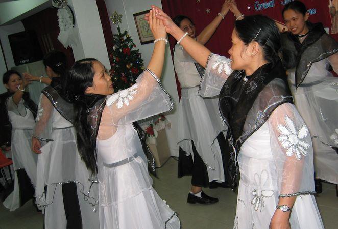 Grace Church 20 - Christmas 2006