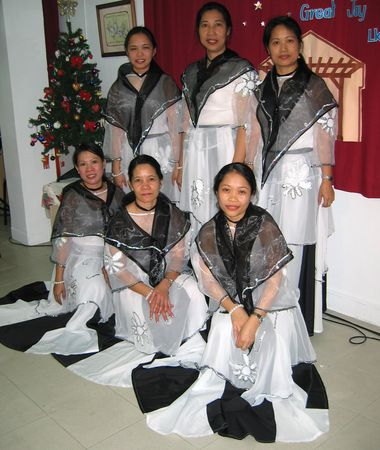 Grace Church 21 - Christmas 2006