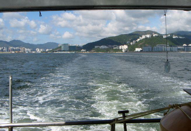 Mongkok Church Boat Trip 1