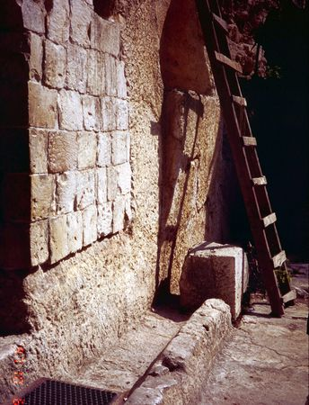 Garden Tomb in Jerusalem 2