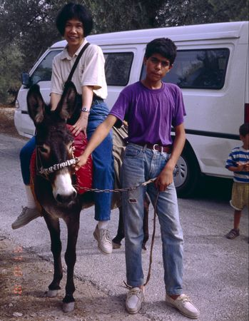 Road to Nablus 3