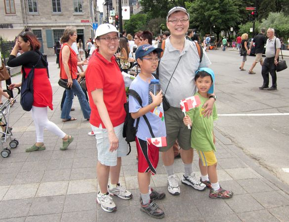 Montreal Church 07 - Canada Day Outing