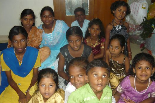 Chennai Church 11 - Sunday School