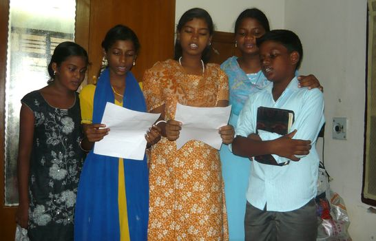 Chennai Church 12 - Sunday School